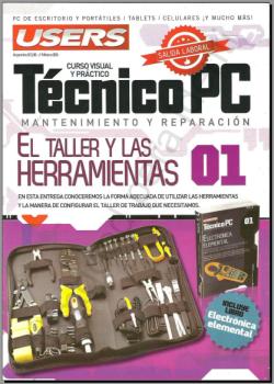 Soporte Técnico, El taller y herramientas
