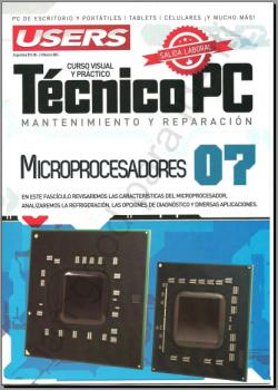 Soporte Técnico, Microprocesadores