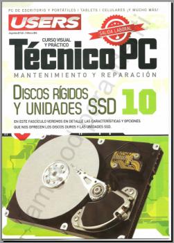Soporte Técnico, Discos rugidos y SSD