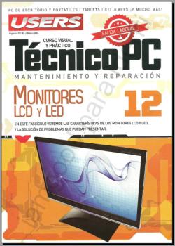 Soporte Técnico, Monitores LCD y LED