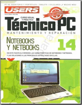 Soporte Técnico, Notebooks y netbooks