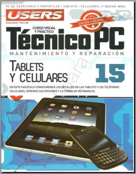 Soporte Técnico, Tablets y celulares